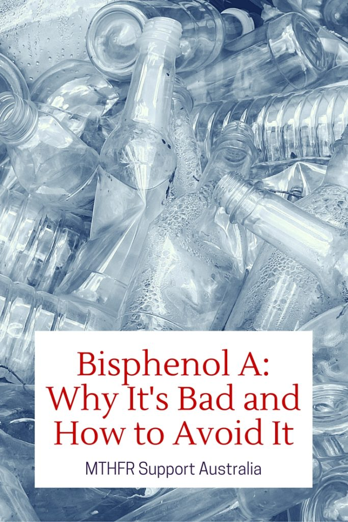 Bisphenol A- Why It's Bad and How to Avoid It
